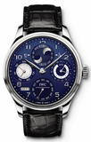 IWC,IWC - Portuguese Perpetual Calendar - White Gold - Watch Brands Direct