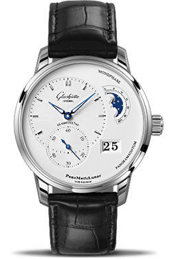 Glashutte Original,Glashutte Original - Quintessentials - PanoMaticLunar - Watch Brands Direct