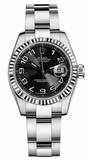 Rolex - Datejust Lady 26 - Steel Fluted Bezel - Watch Brands Direct  - 2