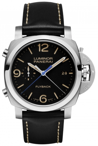 Panerai,Panerai - Luminor 1950 3 Days Chrono Flyback Automatic - Watch Brands Direct