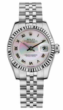 Rolex - Datejust Lady 26 - Steel Fluted Bezel - Watch Brands Direct  - 31