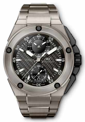 IWC,IWC - Ingenieur Chronograph Lewis Hamilton - Watch Brands Direct