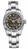 Rolex - Datejust Lady 26 - Steel Fluted Bezel - Watch Brands Direct  - 28