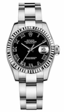 Rolex - Datejust Lady 26 - Steel Fluted Bezel - Watch Brands Direct  - 8