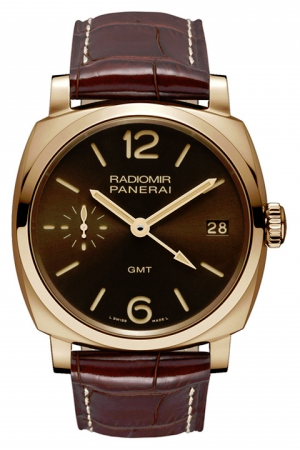 Panerai,Panerai - Radiomir 1940 3 Days - GMT - Watch Brands Direct