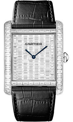 Cartier,Cartier - Tank MC White Gold - Watch Brands Direct