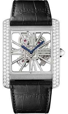 Cartier,Cartier - Tank MC Palladium - Watch Brands Direct