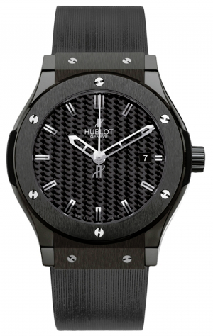 Hublot - Classic Fusion 42mm Black Magic - Watch Brands Direct