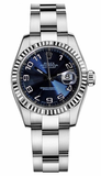Rolex - Datejust Lady 26 - Steel Fluted Bezel - Watch Brands Direct  - 14