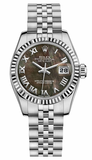 Rolex - Datejust Lady 26 - Steel Fluted Bezel - Watch Brands Direct  - 27