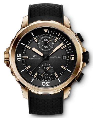 IWC,IWC - Aquatimer Chronograph Edition Expedition Charles Darwin - Watch Brands Direct