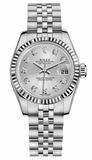 Rolex - Datejust Lady 26 - Steel Fluted Bezel - Watch Brands Direct  - 50