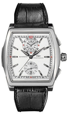 IWC - Da Vinci - Automatic Chronograph - Platinum - Watch Brands Direct