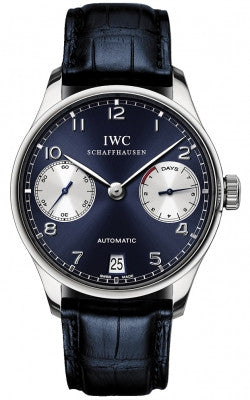 IWC - Portuguese - The Laureus Sport for Good Foundation - Limited Edition - Watch Brands Direct