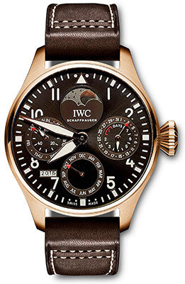IWC - Big Pilot Perpetual Calendar - Latin America - Limited Edition - Watch Brands Direct