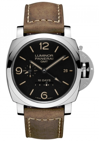 Panerai,Panerai - Luminor 1950 10 Days GMT Automatic - Watch Brands Direct