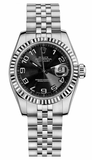 Rolex - Datejust Lady 26 - Steel Fluted Bezel - Watch Brands Direct  - 1