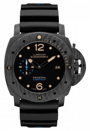 Panerai,Panerai - Luminor Submersible 1950 Carbotech 3 Days Automatic - Watch Brands Direct