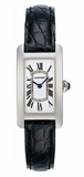 Cartier,Cartier - Tank Americaine Small - White Gold - Watch Brands Direct