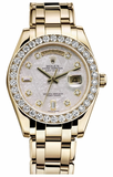 Rolex - Day-Date Special Edition Yellow Gold Masterpiece - Watch Brands Direct  - 4