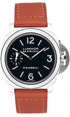 Panerai,Panerai - Luminor Marina Hand-Wound - Watch Brands Direct