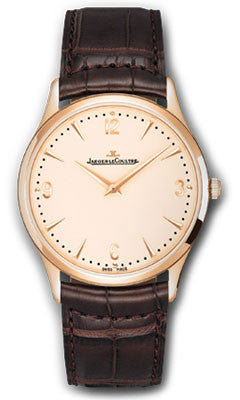 Jaeger-LeCoultre,Jaeger-LeCoultre - Master Ultra Thin 38 - Watch Brands Direct