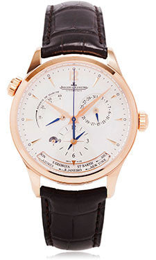 Jaeger-LeCoultre,Jaeger-LeCoultre - Master Control - Geographic - Watch Brands Direct