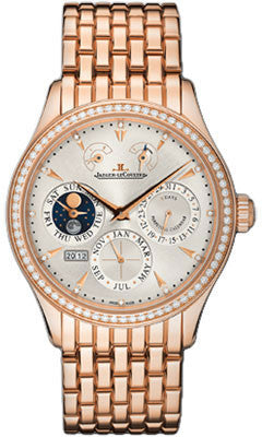 Jaeger-LeCoultre,Jaeger-LeCoultre - Master Control - Eight Days - Perpetual 40 - Watch Brands Direct