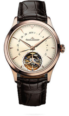 Jaeger-LeCoultre,Jaeger-LeCoultre - Master Control - Date Tourbillon 39 - Watch Brands Direct