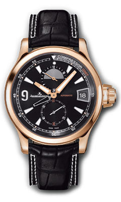 Jaeger-LeCoultre,Jaeger-LeCoultre - Master Compressor - GMT - Watch Brands Direct