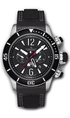 Jaeger-LeCoultre,Jaeger-LeCoultre - Master Compressor - Diving Chronograph GMT Navy SEALs - Watch Brands Direct