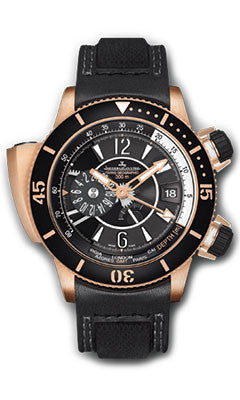 Jaeger-LeCoultre,Jaeger-LeCoultre - Master Compressor - Diving Pro Geographic - Navy SEALs - Watch Brands Direct