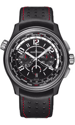 Jaeger-LeCoultre,Jaeger-LeCoultre - AMVOX5 - World Chronograph Cermet - Watch Brands Direct