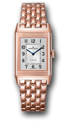 Jaeger-LeCoultre,Jaeger-LeCoultre - Reverso Classique - Duetto Medium - Watch Brands Direct