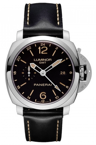 Panerai,Panerai - Luminor 1950 3 Days GMT 24H Automatic - Watch Brands Direct