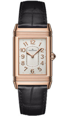 Jaeger-LeCoultre,Jaeger-LeCoultre - Reverso Joaillerie - Grande Reverso - Lady Ultra Thin - Duetto Duo - Watch Brands Direct