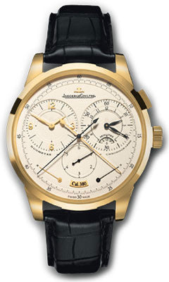 Jaeger-LeCoultre,Jaeger-LeCoultre - Duometre - Chronograph - Watch Brands Direct