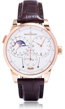 Jaeger-LeCoultre,Jaeger-LeCoultre - Duometre - Quantieme Lunaire - 40.5mm - Watch Brands Direct