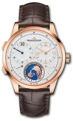 Jaeger-LeCoultre,Jaeger-LeCoultre - Duometre - Unique Travel Time - Watch Brands Direct