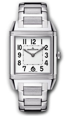 Jaeger-LeCoultre,Jaeger-LeCoultre  - Reverso Squadra - Lady Automatic - Watch Brands Direct