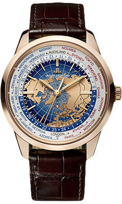 Jaeger-LeCoultre,Jaeger-LeCoultre - Geophysic - Universal Time - Watch Brands Direct