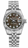 Rolex - Datejust Lady 26 - Steel Fluted Bezel - Watch Brands Direct  - 25