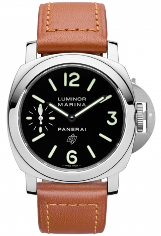 Panerai,Panerai - Luminor Marina Logo - Watch Brands Direct