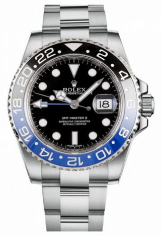 Rolex - GMT-Master II Stainless Steel - Watch Brands Direct  - 1