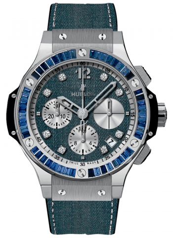 Hublot,Hublot - Big Bang 41mm Jeans - Watch Brands Direct