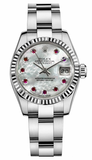 Rolex - Datejust Lady 26 - Steel Fluted Bezel - Watch Brands Direct  - 34