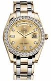 Rolex - Day-Date Special Edition Tridor Masterpiece - Watch Brands Direct  - 1