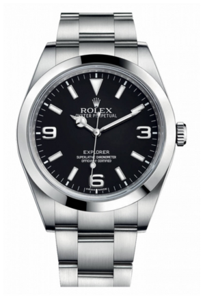 Rolex - Explorer - Watch Brands Direct