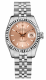 Rolex - Datejust Lady 26 - Steel Fluted Bezel - Watch Brands Direct  - 43