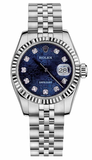 Rolex - Datejust Lady 26 - Steel Fluted Bezel - Watch Brands Direct  - 17